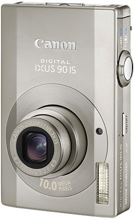 Canon Digital IXUS 90 IS digital camera - Review