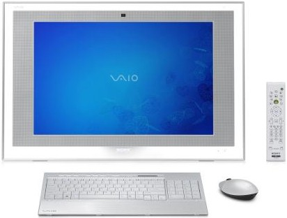 Sony Vaio VGC-LT2S home entertainment computer - Review