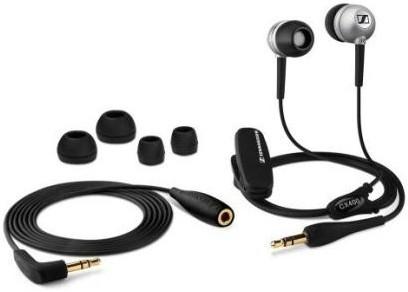 Sennheiser CX400 earphones - Review