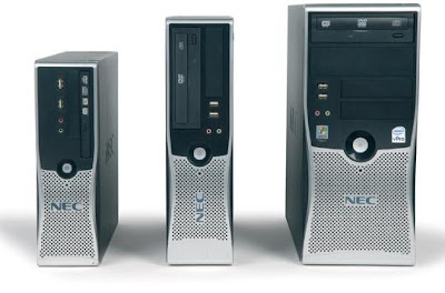 NEC Powermate ML470 desktop computer - Review