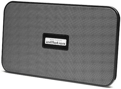 Altec Lansing Inmotion Soundblade speakers - Review