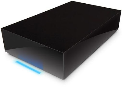Lacie Hard Disk, Design by Neil Poulton - Review