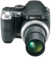 Fujifilm Finepix S8100fd digital camera - Review