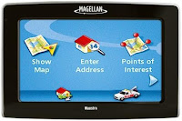 Magellan Maestro 4200 personal navigation device - Review
