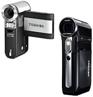 Toshiba Camileo Pro HD camcorder - Review