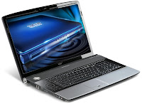 Acer Aspire 8920G notebook computer - Review