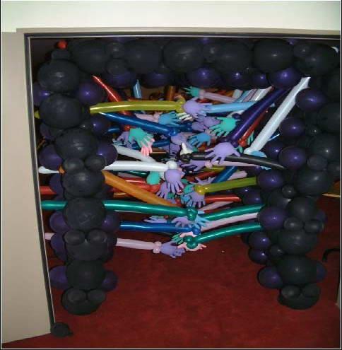 balloon art 002 Amazing Balloon Arts