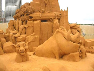 sand sculptures 003 Amazing Sand Sculptures
