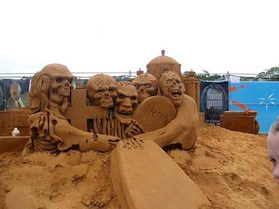 sand sculptures 001 Amazing Sand Sculptures