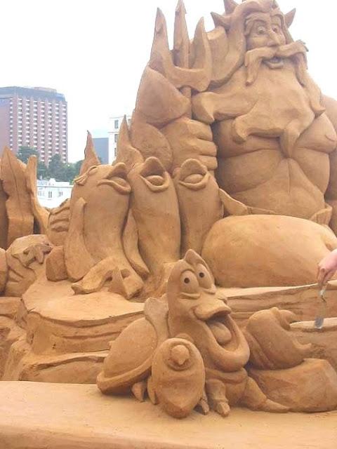 sand sculptures 004 Amazing Sand Sculptures