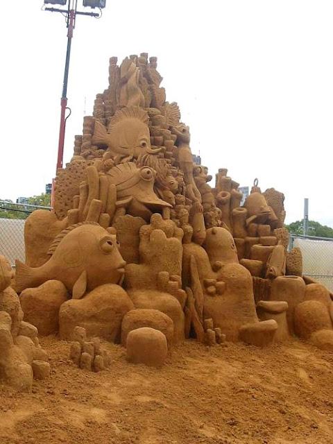 sand sculptures 007 Amazing Sand Sculptures
