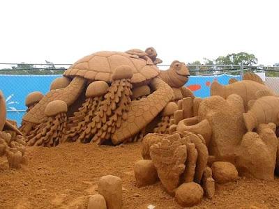 sand sculptures 009 Amazing Sand Sculptures