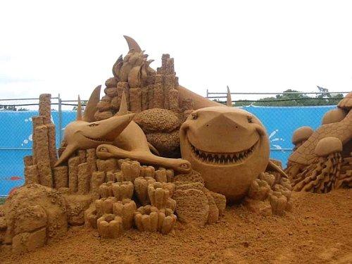 sand sculptures 008 Amazing Sand Sculptures