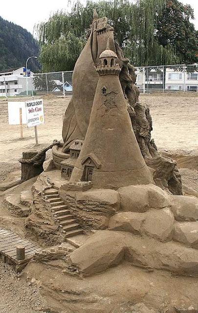 sand sculptures 030 Amazing Sand Sculptures