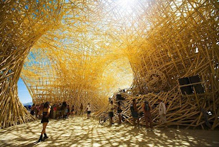 Amazing Art Pieces At Burning Man Despadani