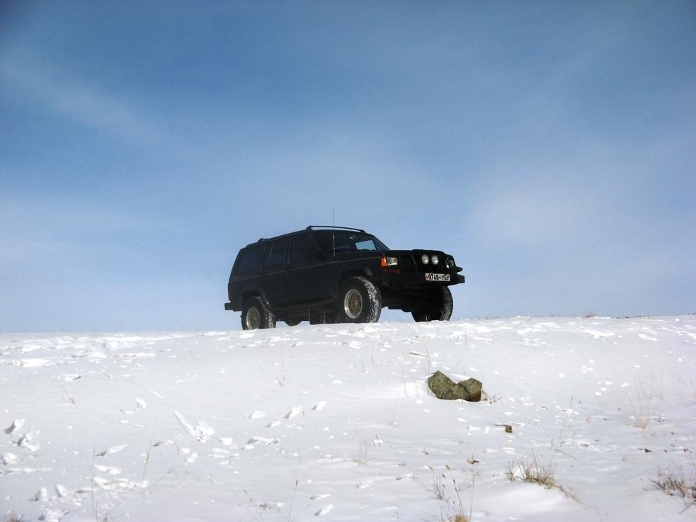 My '91 Cherokee XJ: January 2011
