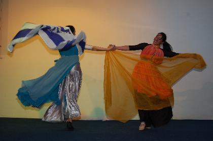 Dança pelas Nações