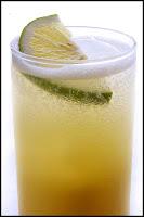 Cocktail Golden Fizz