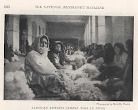 Armenian Refugees In Tiflis