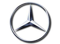 Mercedes emblem peace sign #6