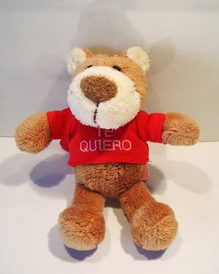 teddy bear pictures. USB Teddy Bear Holds Data