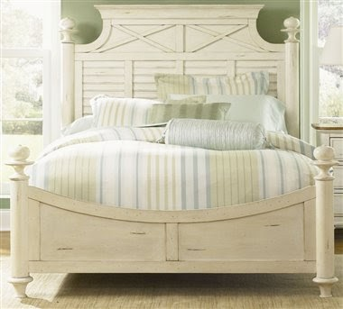 Furniture For Your Room Cottage Style Bed With Shutter
