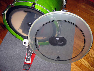 music city drummers choosing a bass drum head emad vs powerstroke 3. Black Bedroom Furniture Sets. Home Design Ideas