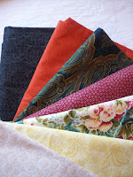 Pick your Quilt Colors by The Quilt Ladies