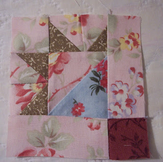 June Quilt Pattern Block of the Month