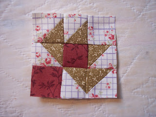 August Quilt Pattern Block of the Month