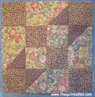 52 Weeks of Quilt Pattern Block is 52 Weeks - Week 6