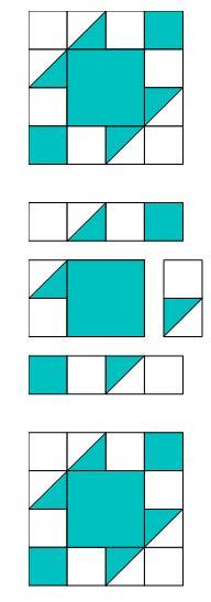 52 Weeks of Quilt Pattern Blocks in 52 Weeks, Week 15 free quilt pattern