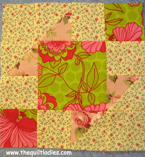 52 Weeks of Quilt Pattern Blocks in 52 Weeks, Week 15