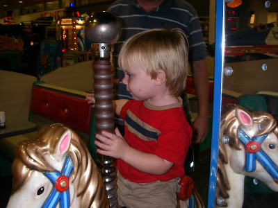 Amazing Life With A Little Boy Chuck E Cheese Time