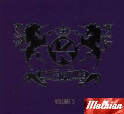 Cd kontor house of house vol 5 2cd for House music 2008