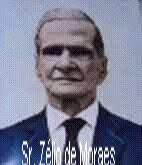 Sr. Zélio de Moraes