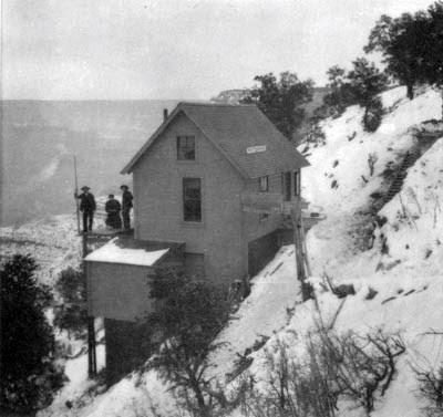 Kolb Studio historic photo NAU 568-2786 archive South Rim Grand Canyon National Park Arizona