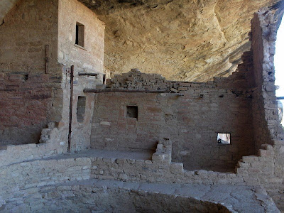Balcony House Mesa Verde National Park Colorado
