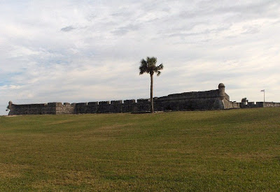 Castillo de San Marcus National Monument Florida