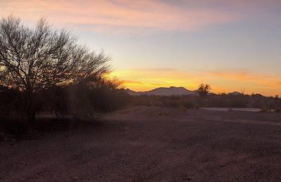 Sunrise Freeman Road Arizona