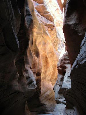 Buckskin Gulch Slot Canyon Grand Staircase Escalante National Monument Arizona