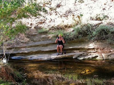 Jan Garden Creek Grand Canyon National Park Arizona