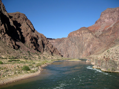 Colorado River Grand Canyon National Park Arizona