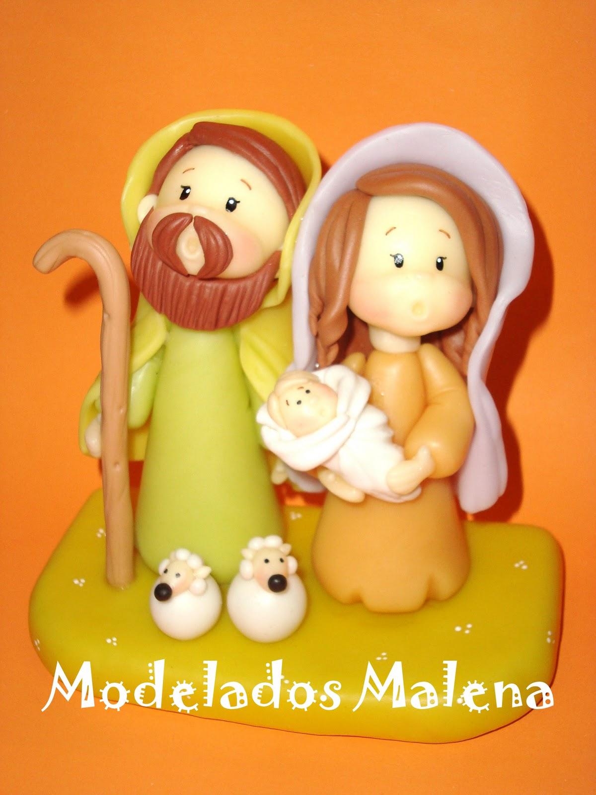 34ef505308c Modelados Malena Porcelana Fria  PESEBRE 2010 ♥