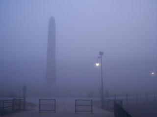 photo of obelisk, Castle Island, South Boston, MA
