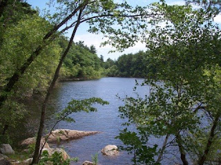photo of Walden Pond, Lynn Woods, Lynn