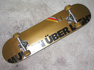 Skate reanimate new deck almost uber light mullen mullen deck bottom aloadofball Choice Image