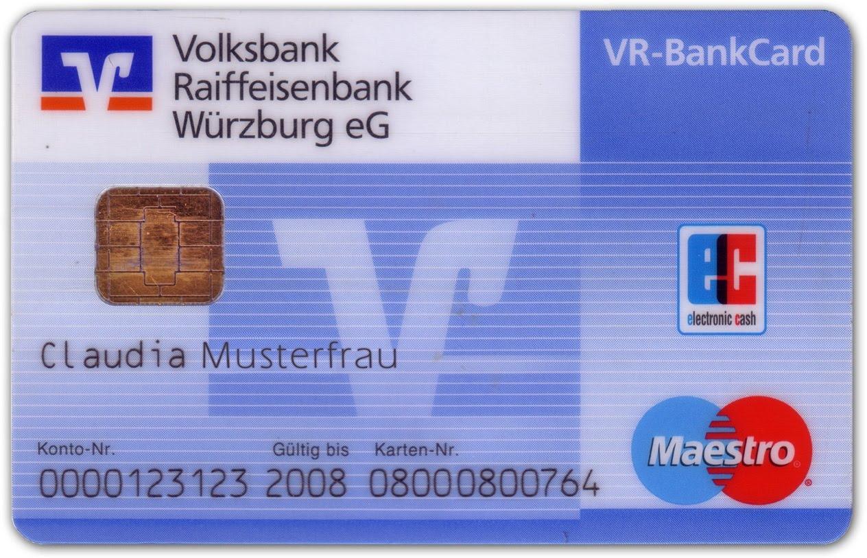 Unterschied Kreditkarte Und Bankkarte