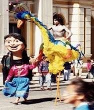 LA GRAN MARCHA DE LOS MUÑECONES