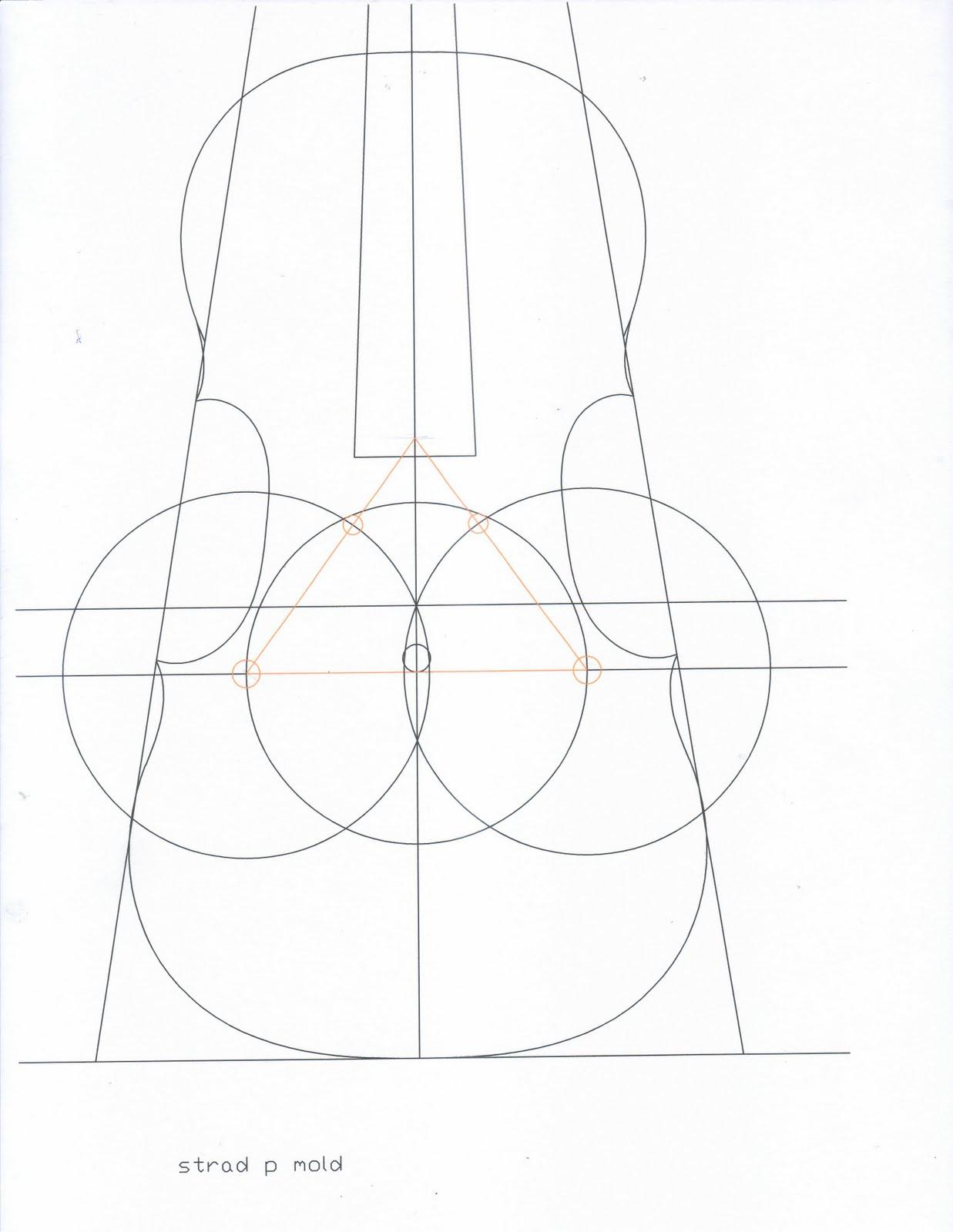 Ken S Violin Making The Form